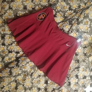 Nike Ladies Va Tech Skirt Size Medium